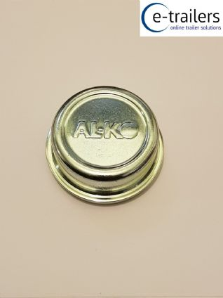 66mm ALKO Metal Grease Dust Wheel Hub Cap for Trailer Wheels Hubs drums